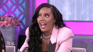 Angela Simmons On Romeo, and Talking To Her Son About His Late Father