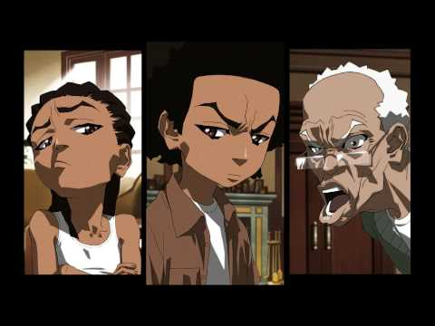 Asheru- Judo Flip (Boondocks Theme Mix)