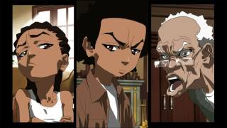 Asheru- Judo Flip (Boondocks Theme Mix)