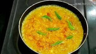 পারফেক্ট মুসুর ডাল ভুনা। Dal recipe. Bangladeshi dal recipe.