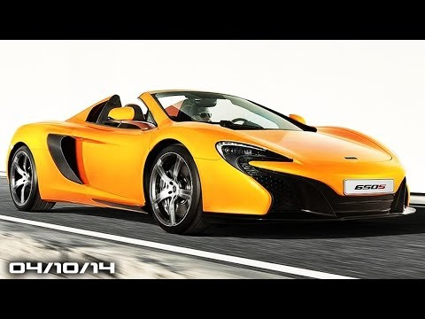 McLaren P13, Aluminum Ford Explorer, New Honda Concept - Fast Lane Daily