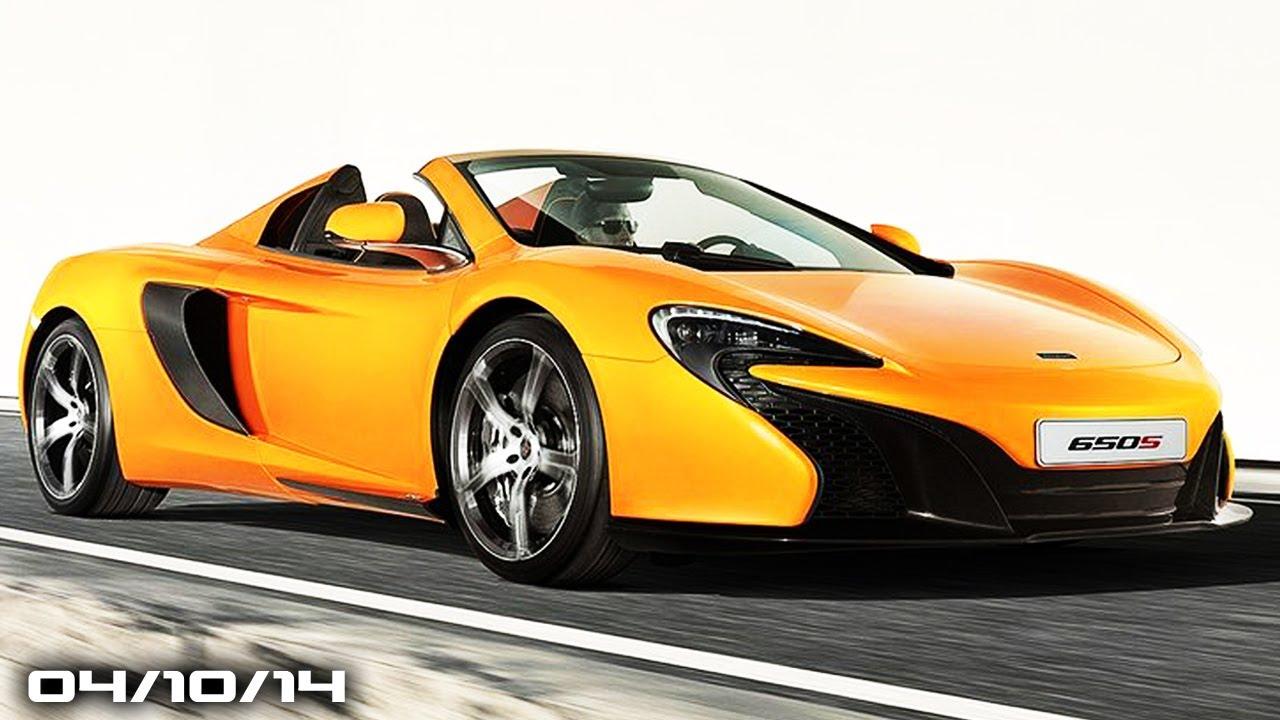 New Ford Explorer >> McLaren P13, Aluminum Ford Explorer, New Honda Concept ...