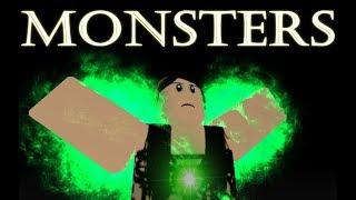 MONSTERS - Vampire Roblox Series - Épisode 4