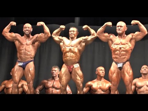 NABBA Universe 2013 - Masters Over 40