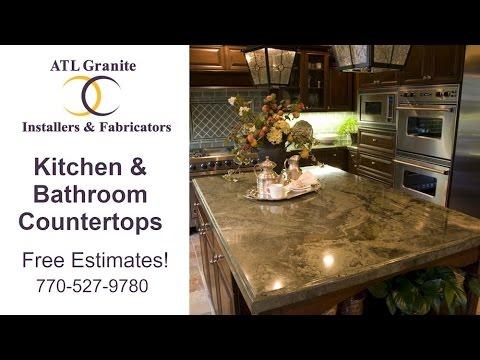 Woodstock Granite Countertops 770 342 9644