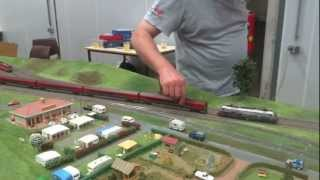 Vienna (Wien) Austria Standort Werk Jedlersdrof Open House #2 Model Train Layout