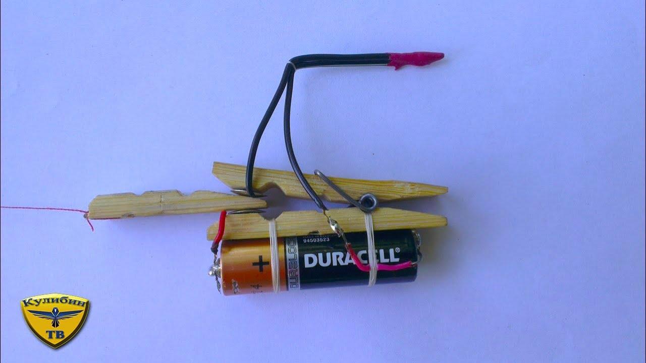 Как сделать детонатор из будильника фото 916