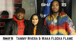 Waka Flocka & Tammy Rivera Share Stories of Infidelity, Spirituality & Falling Out of Love