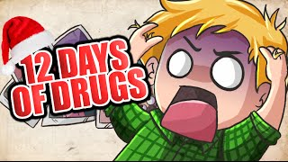 PEWDIEPIE CHRISTMAS SPECIAL! (12 DAYS OF DRUGS) By: Cypherden