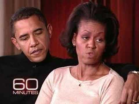 Michelle Obama On Her Husband's Security
