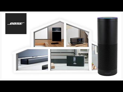 """Bose SoundTouch Control"" - Amazon Alexa Skill"