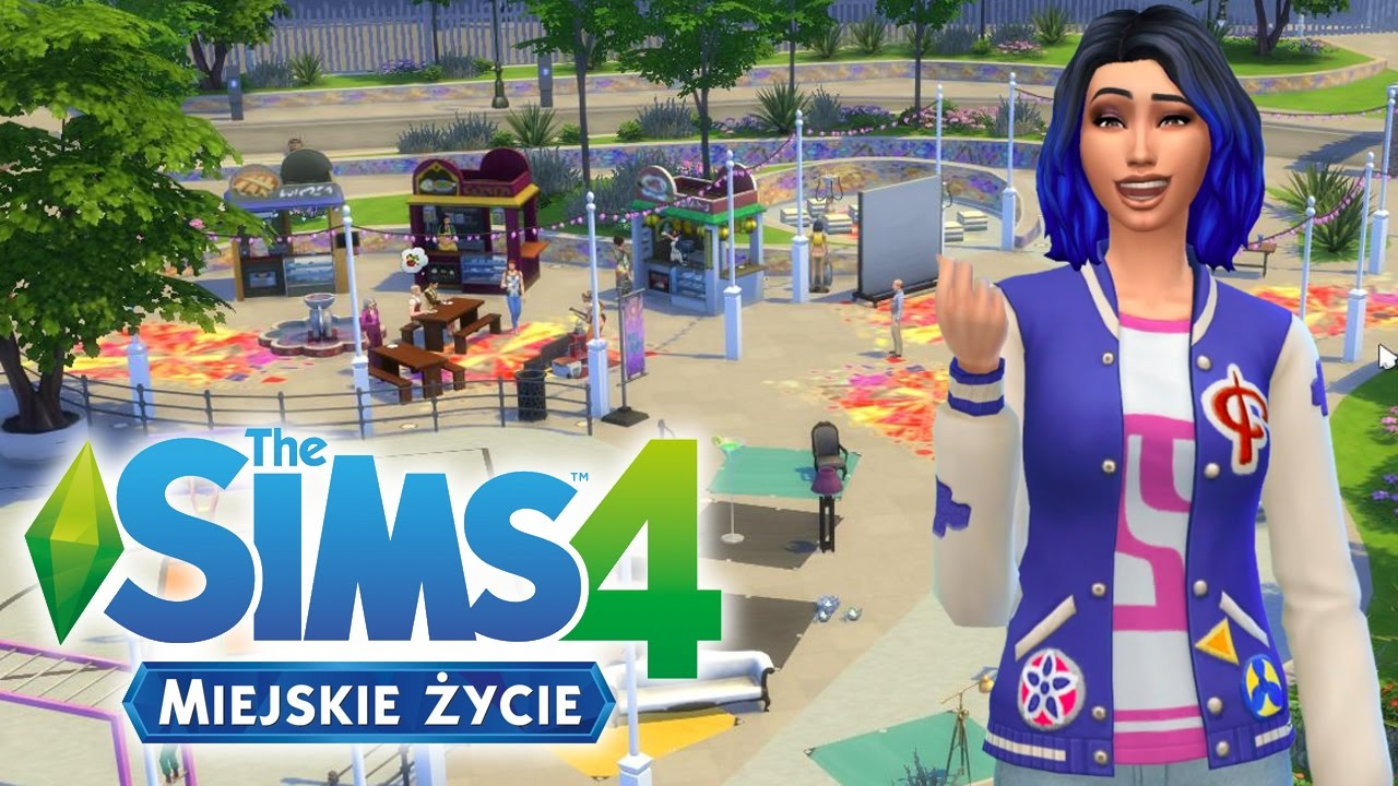 The sims 4 miejskie ycie 8 pchli targ i grampaula youtube for Sims 4 raumgestaltung