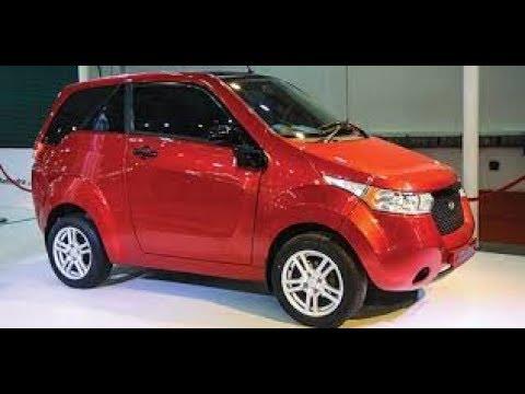 Mahindra Motors Launched Electric Cars Hyderabad | హైదరబాద్ రోడ్లపైకి ఎలక్ట్రిక్ కార్లు
