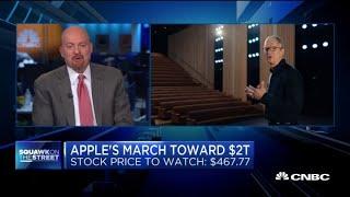 Apple CEO Tim Cook's net worth surpasses one billion dollars