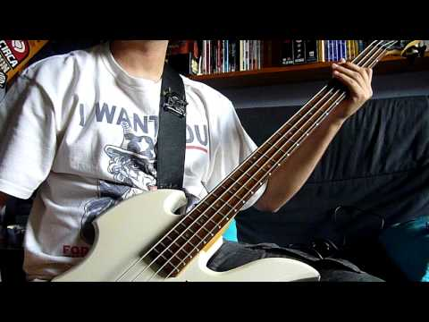 [Sepultura] - The Hunt - Bass Cover, By Vyra360