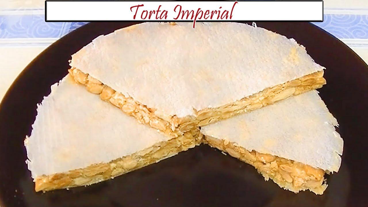 receta de torta imperial