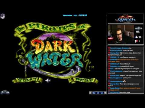 The Pirates Of Dark Water прохождение   Игра на (SEGA Genesis, Mega Drive SMD) Стрим RUS