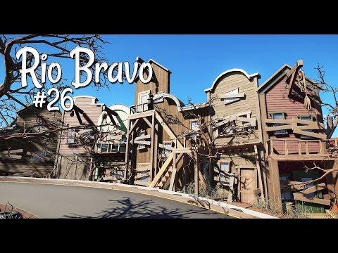 Planet Coaster (western): Rio Bravo - Ep. 26 - Go-Karts - Part 3 - Decorating the track