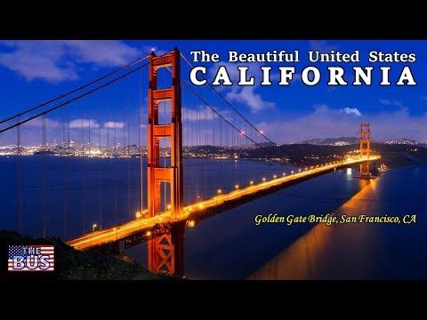 USA California State Symbols/Beautiful Places/Song I LOVE YOU, CALIFORNIA w/lyrics
