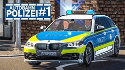 AUTOBAHNPOLIZEI-SIMULATOR 2 #1: Nagelbrett auf der Autobahn! | Autobahn Police Simulator 2 deutsch