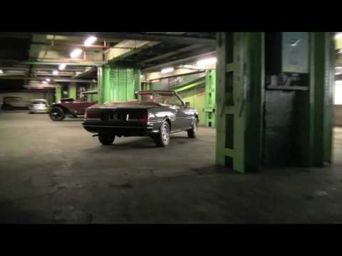 Forgotten Peugeots in the old factory - YouTube