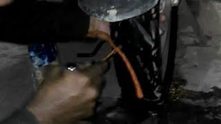 Cara Mudah Tambal Ban Motor Tubles Bocor