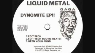 LIQUID METAL - OPEN YOUR MIND (1991)