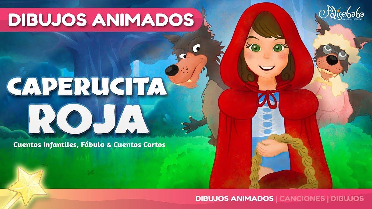 Nombre Caperucita Roja Version Porno caperucita roja y el lobo feroz | cuentos infantiles en español