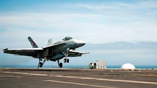Boeing Helps Test Software that Makes Carrier Landings Easier and Safer