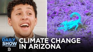 United Swing States of America - Arizona in the Grip of Climate Change | The Daily Show