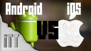 Android vs iOS (iPhone) - das Battle