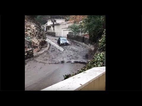 Deja vu Mudslide Prius