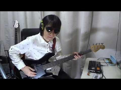 R.I.P. Mick Karn -- Methods Of Dance / Japan (Live Version, Bass Cover)