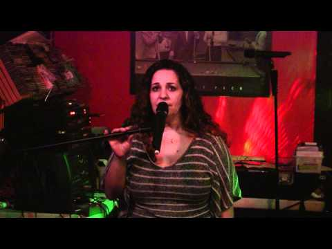 Christy - Pour House - Karaoke - February 29, 2012