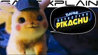 Detective Pikachu Movie - Reveal Trailer Reaction + Discussion!