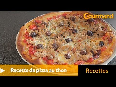 recette-de-pizza-au-thon