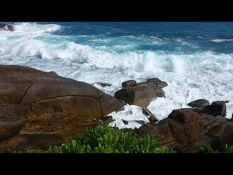 Lovely Seychelles Island.