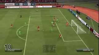 FIFA 13 Top 10 Annoying Celebrations