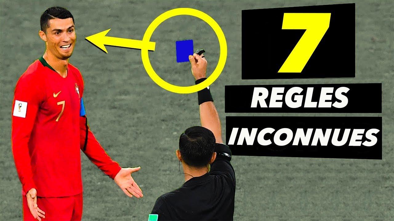 Download 7 règles de football que tu IGNORES !