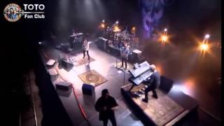 TOTO - Goodbye Elenore (Live in Poland 2013)