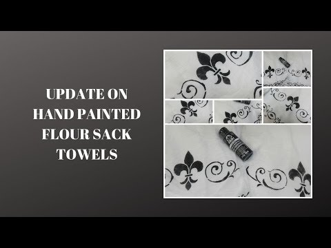 update-on-hand-painted-flour-sack-towels-|-comparison-|-folkart-multi-surface-paint-|-aressa1-|-2019