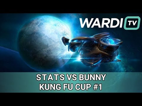 Stats vs Bunny (PvT) - $500 Kung Fu Cup Weekly #1