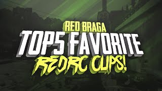 Red Braga - Favorite #RedRC Clips!