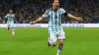Repeat youtube video Lionel Messi | Aero Chord - Surface | World Cup 2014 | Goals & Skills