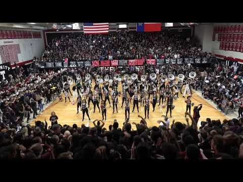 09-27-2018 Requiem by Trinity High School Band - featuring the Tubas!!