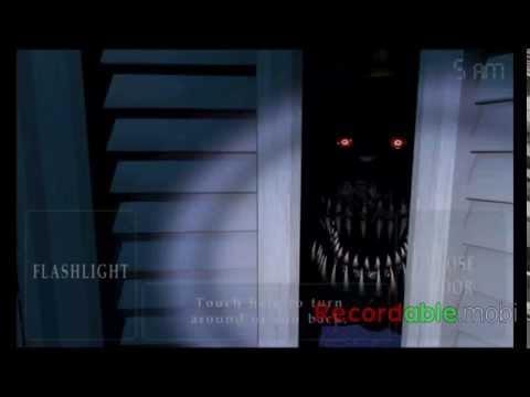 Five Nighas at Freddy's 4 (Night 7) Ep.6