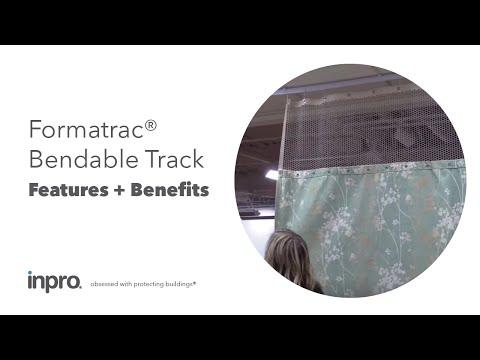 Clickeze® Formatrac Bendable Track