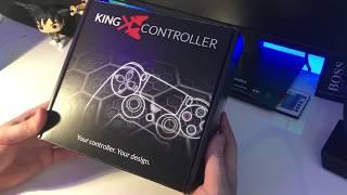 Unboxing King Controller mit Montanablack Emblem!!!