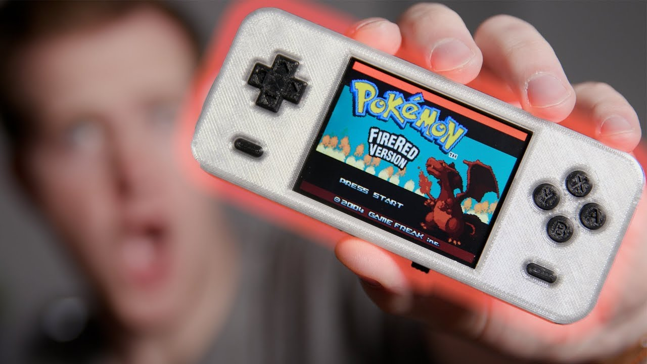 Thousands Of Retro Games In Your Pocket With This Diy