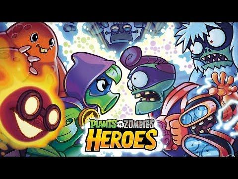 Финальный вердикт игре Plants vs Zombies: Heroes - Чего не Хватает Растениям против Зомби?